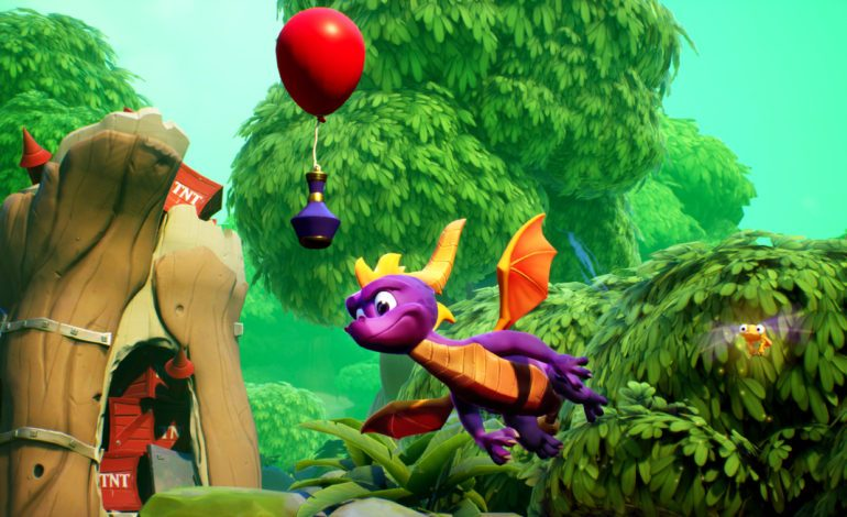 Spyro Reignited Trilogy Will Have the Option to Switch Between the Original Soundtrack and the Remastered Soundtrack
