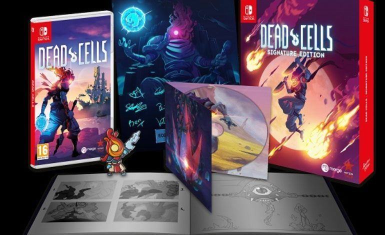 Dead Cells Gets a Physical and Signature Edition Release This August