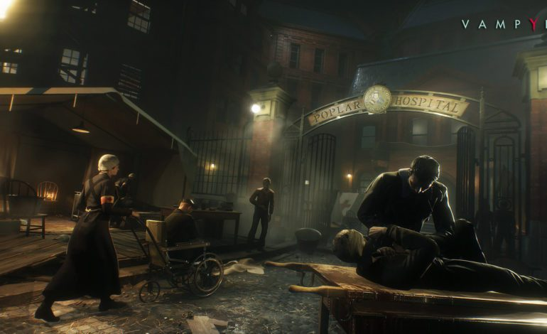 Vampyr is Getting a Story Mode and a Hard Mode This Summer