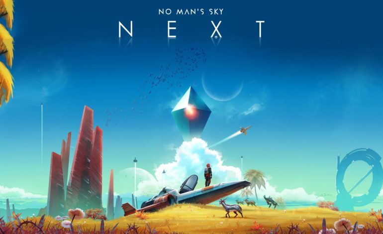 Hello Games Releases Trailer for No Man's Sky Next, a Multiplayer Expansion