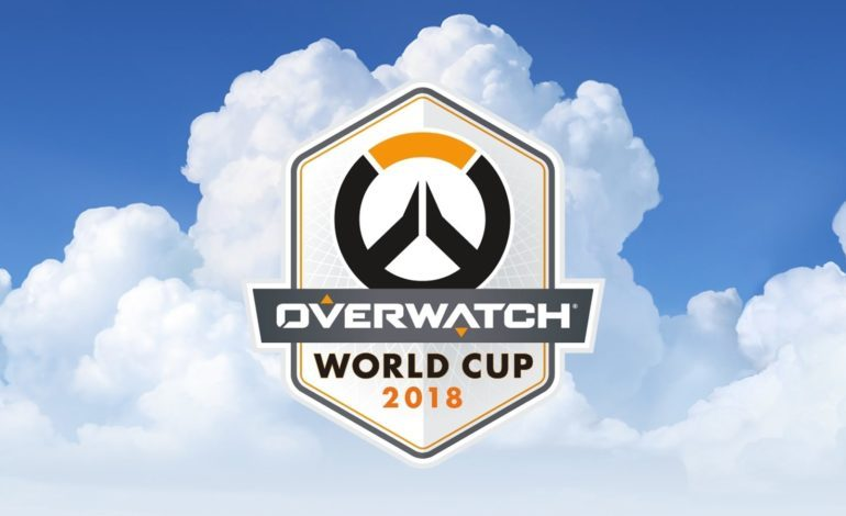 Overwatch World Cup 2018 Rosters Announced