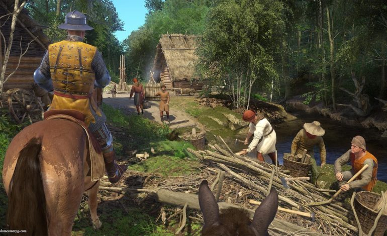 The First Piece of Story DLC for Kingdom Come: Deliverance Has Been Released