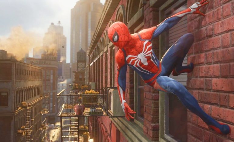 Hands-On with Spider-Man PS4 at Comic Con 2018