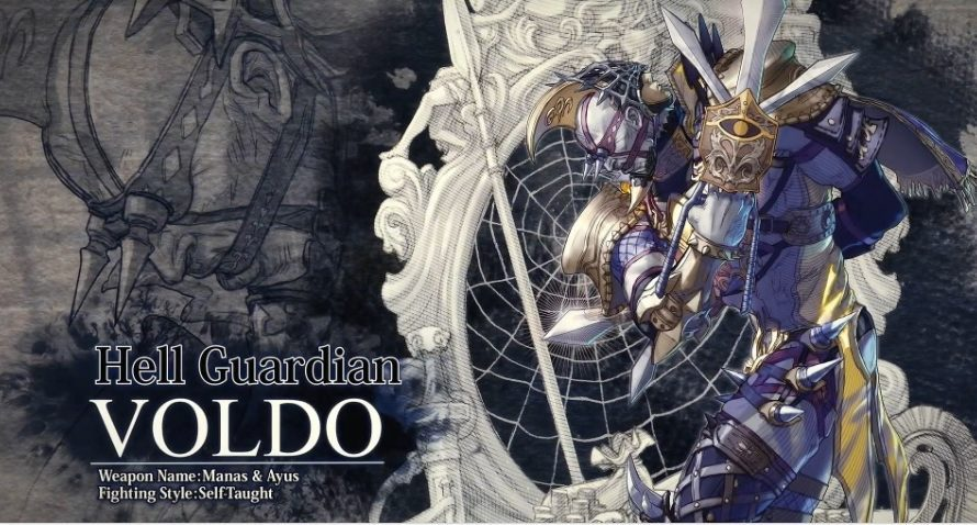Voldo Returns for Soul Calibur VI