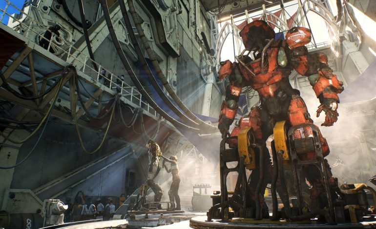 Anthem Experiencing Server Issues In Early Launch