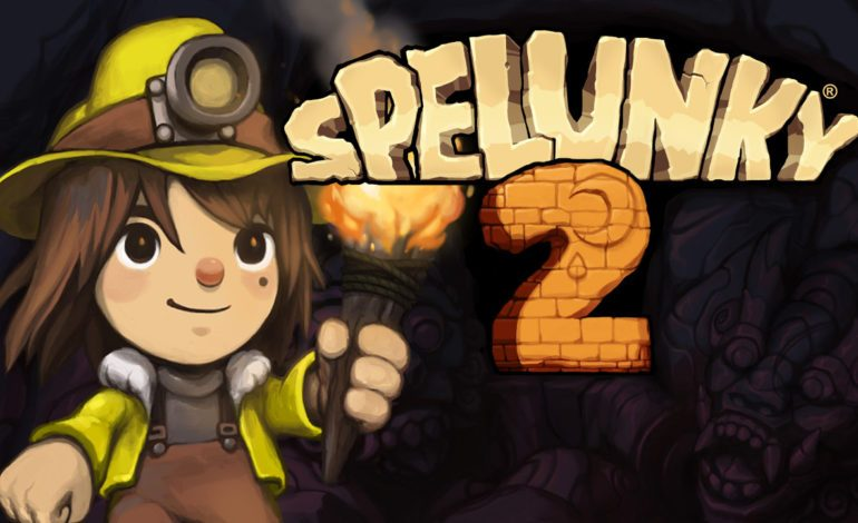 Spelunky 2 Releases First Gameplay Trailer