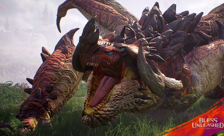 Bandai Namco Unveils Its First MMORPG Bless Unleashed