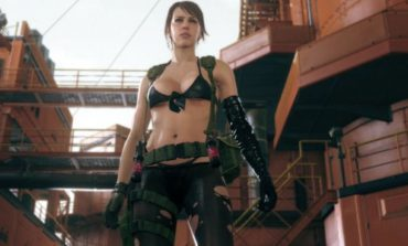 The Quiet Experience: MGSV's New Playable Character
