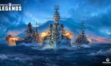 World of Warships: Legends Gets First Console Trailer at Gamescom