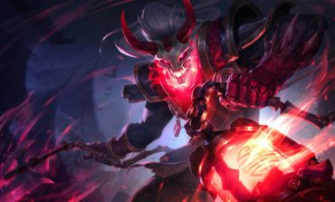 A New League of Legends Skin Only Costs Your Blood