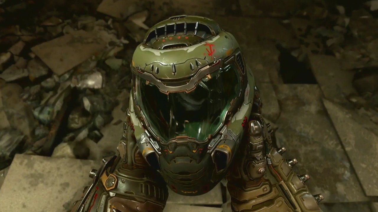 Doom Eternal Gameplay Revealed at QuakeCon 2018