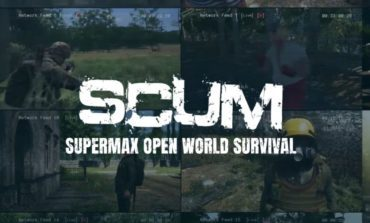 Survival Game SCUM Enters Early Access This Month