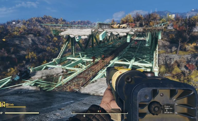 New Details About Fallout 76's PvP Have Emerged from QuakeCon