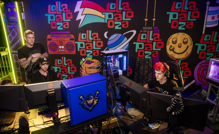 Ninja Takes His World-Famous Stream All the Way to Lollapalooza