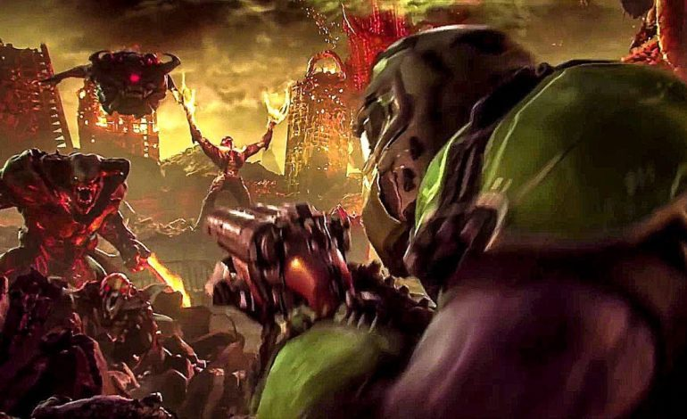 Doom Eternals Gameplay Premiere Is Happening This Later Week