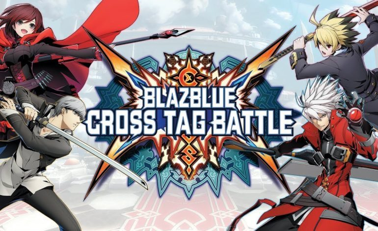 Nine DLC Characters Revealed for Blazblue: Cross Tag Battle at EVO 2018