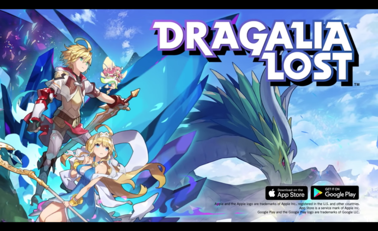 Nintendo's New Mobile Game Dragalia Lost Launches This September