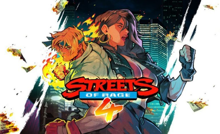 Streets of Rage 4 Revealed Out of Nowhere