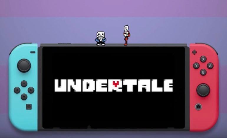 Undertale Will Release for the Nintendo Switch on September 15 in Japan