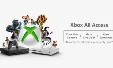 Microsoft Officially Introduces the Xbox All Access Program