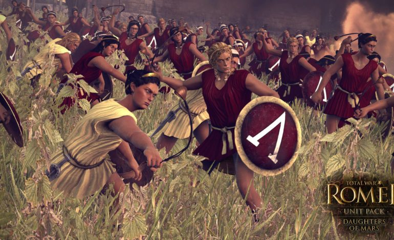 Creative Assembly Responds to Total War: Rome 2 Controversy, and Female Generals Aren't Going Anywhere