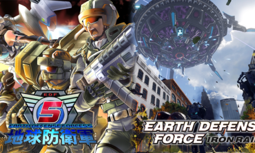 Earth Defense Force 5 and Earth Defense Force: Iron Rain Will Have Playable Demos at the Tokyo Game Show