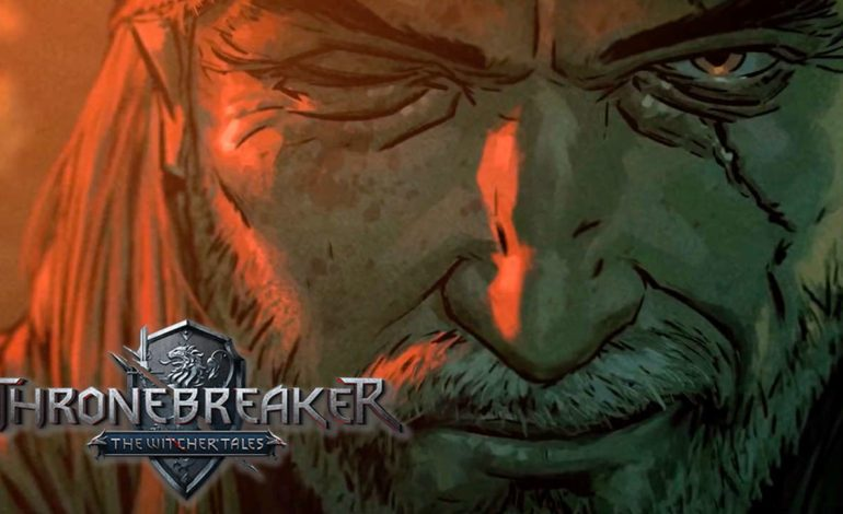 Thronebreaker: The Witcher Tales Pre-Order is Live, New Trailer Features a Geralt Cameo