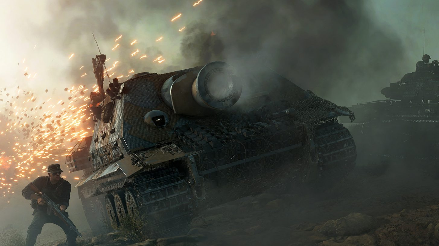 DICE Details Lessons Learned from Battlefield V's Open Beta