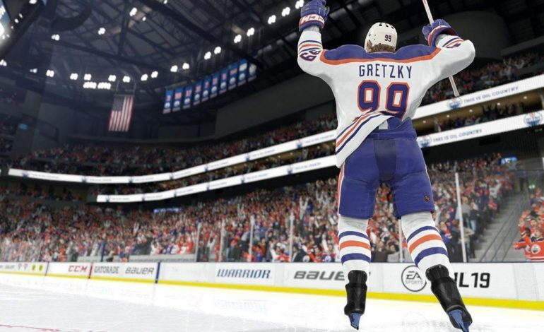 NHL 19 Introduces Loadouts and Class Systems