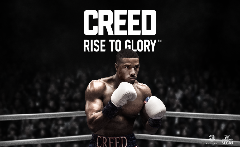 VR Boxing Experience Creed: Rise to Glory Launches This Month