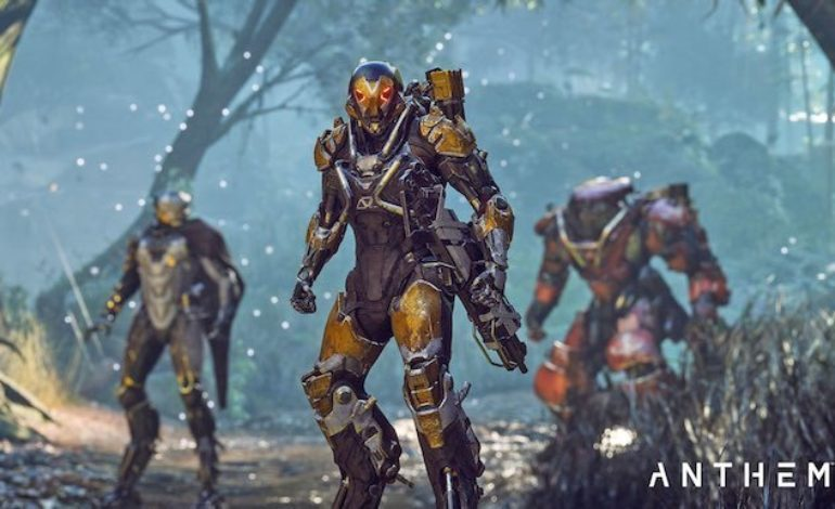 BioWare Reveals Anthem's Demo Date, and a New Gameplay Trailer at PAX West