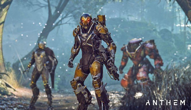 Anthem Set to Have Matchmaking for Every Activity in the Game