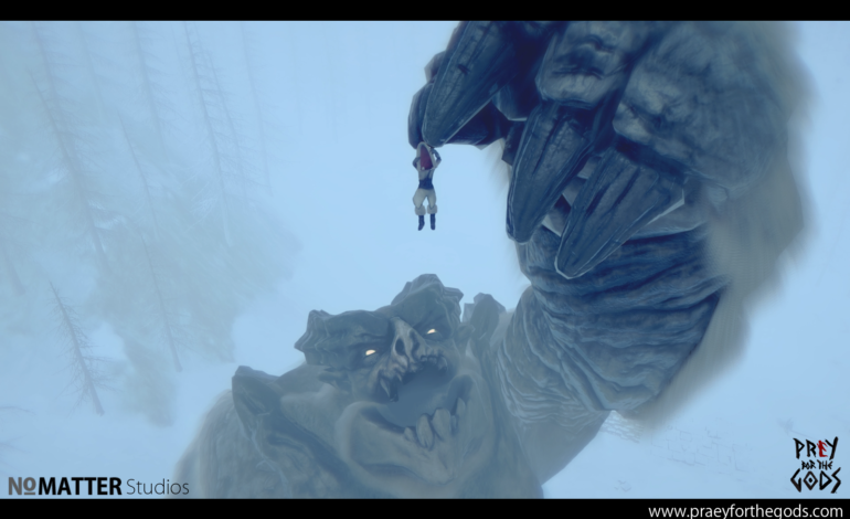 Praey of the Gods Pays Homage to Shadow of the Colossus with New Gameplay Footage