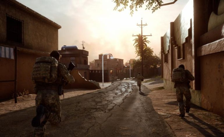 Insurgency: Sandstorm's Release Date Has Been Moved Back 2 Months