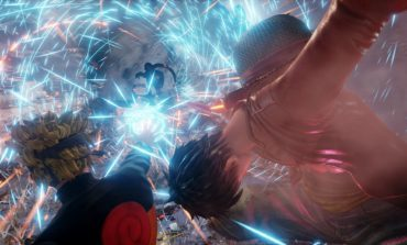 Jump Force Reveals Super Saiyan Blue Goku And More