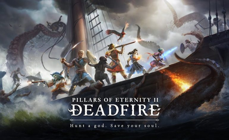 Classic DnD Game Pillars of Eternity II Deadfire Has A New Update: Seeker, Slayer, Survivor