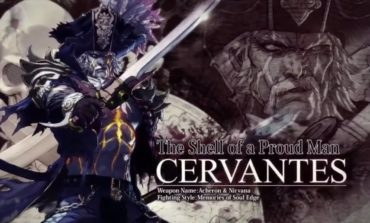 Cervantes Announced as The Newest Character to Join SoulCalibur VI