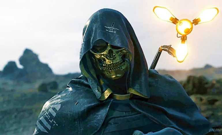 Kojima Reveals Death Stranding Trailer at TGS 2018, Introduces New Character Voiced By Troy Baker