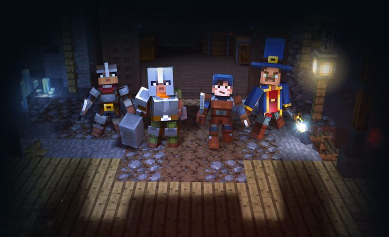 Minecraft adding Dungeons, Villagers, and Pandas! Oh My! - mxdwn Games