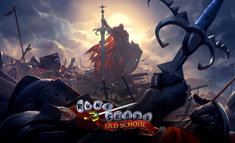 The King of Nostalgia, Old School Runescape, Launches On