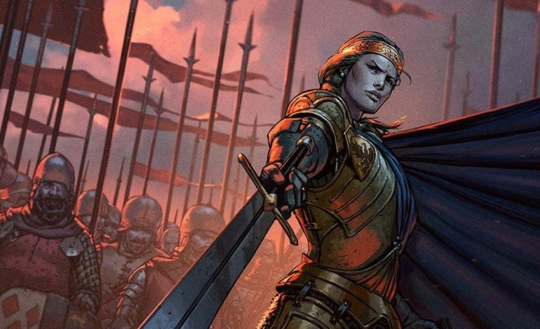 Thronebreaker: The Witcher Tales Is Set to Release Next month