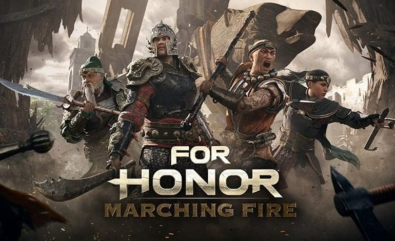 Marching Fire Burns a New Path for Ubisoft's For Honor