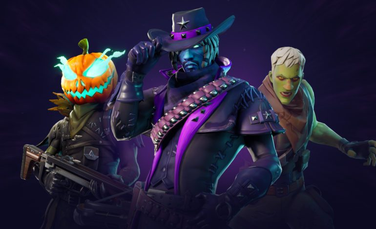 Fortnite Gets Spooky With Fortnitemares Event