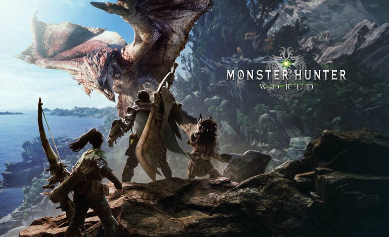 Capcom Sales for 2018 Driven Heavily by Monster Hunter: World