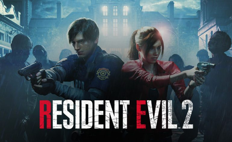 New Resident Evil 2 Mod Brings Geralt and Ciri to Raccoon City