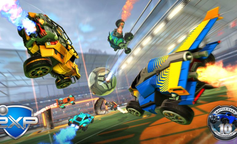 Rocket League Double XP Weekend in Celebration of SARPBC 10th Anniversary