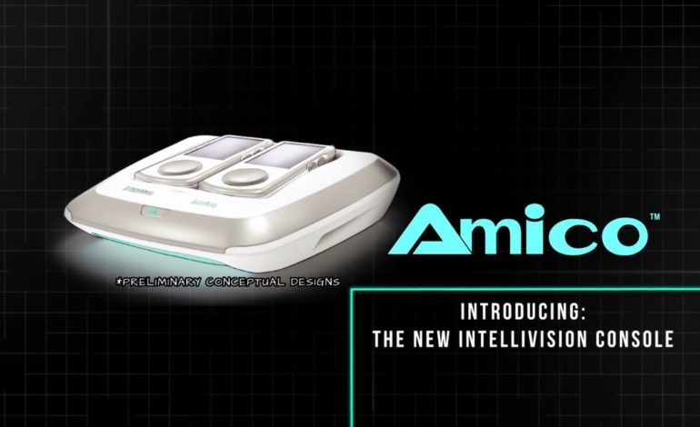 Intellivision Announces The Amico A New Console Set For 2020