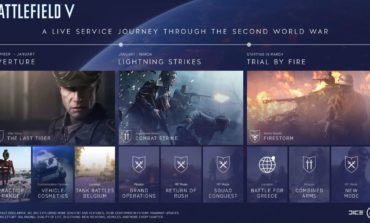 "Battlefield V Roadmap Revealed; Battle Royale Mode ""Firestorm"" Not Launching Until 2019"