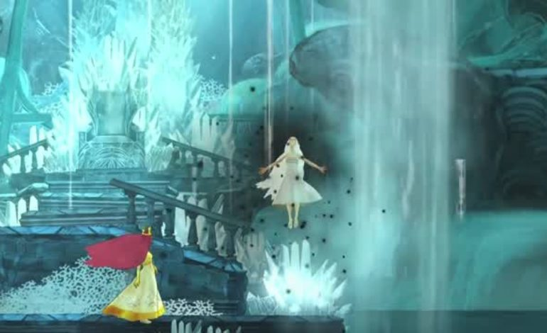 Child of Light Out for the Nintendo Switch