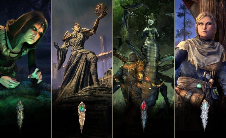 The Elder Scrolls Online's End of the Year Events and Prize
